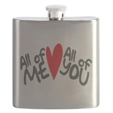All of me loves all of you Flask