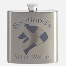 Scotland's Littlest Warrior Flask