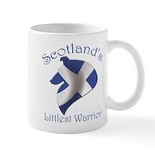 Scotland's Littlest Warrior Mug