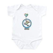 Ozzy: Happy B-day to me Infant Bodysuit