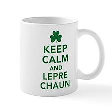 Keep calm and Leprechaun Mug