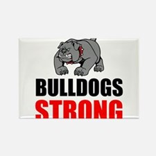 Bulldogs Strong Magnets