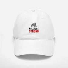 Bulldogs Strong Baseball Baseball Baseball Cap