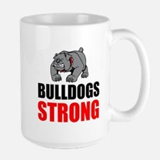 Bulldogs Strong Mugs