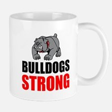 Bulldogs Strong Mugs
