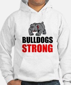 Bulldogs Strong Hoodie