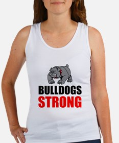 Bulldogs Strong Tank Top