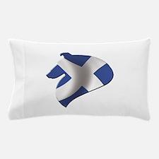 Scotland's Littlest Warrior Pillow Case