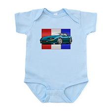 Cute 1993 Infant Bodysuit