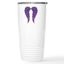 Unique Angel wings Travel Mug