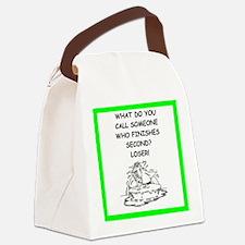loser Canvas Lunch Bag