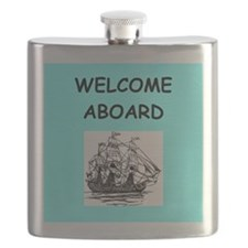 welcome aboard Flask