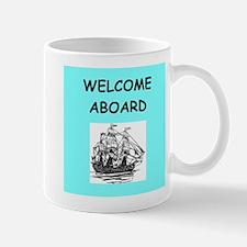 welcome aboard Mugs