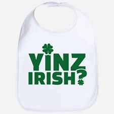 Yinz irish Bib