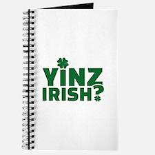 Yinz irish Journal
