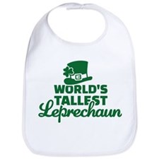 World's tallest Leprechaun Bib