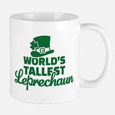 World's tallest Leprechaun Mug