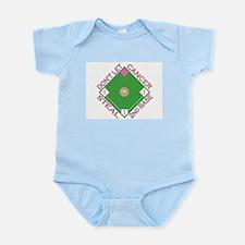 Don't Let Cancer Steal 2nd Base Infant Bodysuit