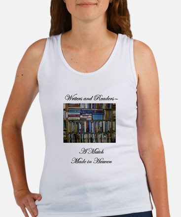 Writers and Readers Tank Top