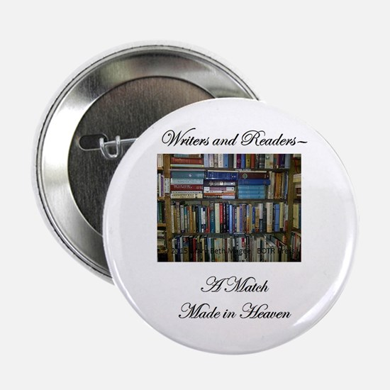 "Writers and Readers 2.25"" Button"