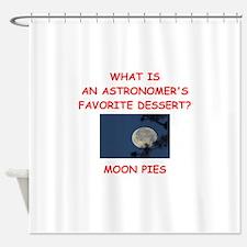 astronomer Shower Curtain