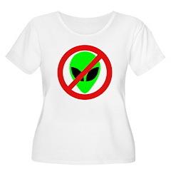 No More Aliens T-Shirt