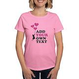 Cute Women's Dark T-Shirt