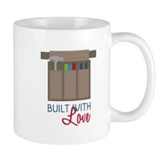 Built with Love Mugs