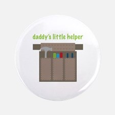 """Daddys Little Helper 3.5"""" Button"""