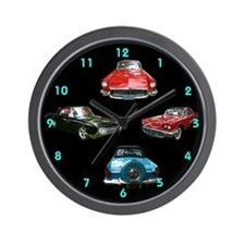 T-Bird Wall Clock