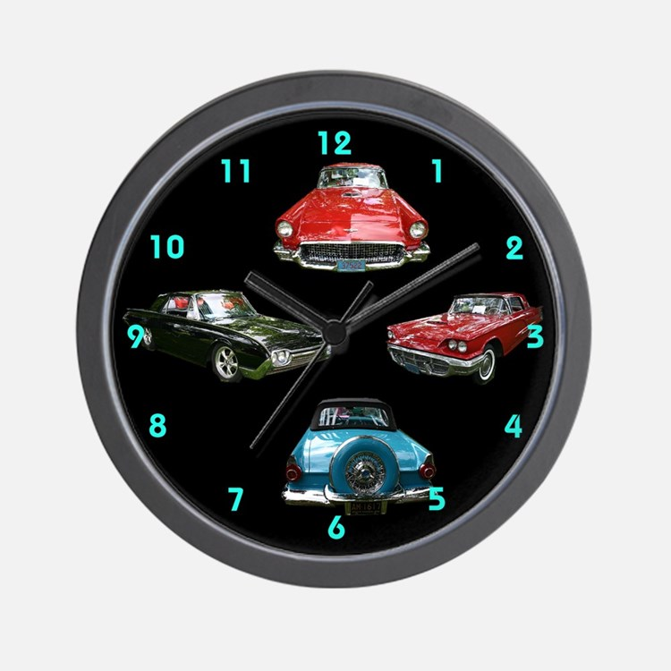 T-Bird Wall Clock