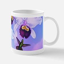 Dazzlin' Hummers, Cattleya Orchids Mugs