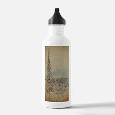 Cute Earthtones Water Bottle