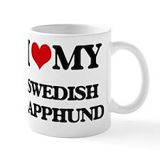 I love my Swedish Lapphund Mug