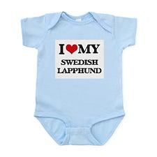 I love my Swedish Lapphund Body Suit