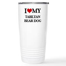I love my Tahltan Bear Travel Mug