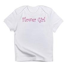 Cute Flower girl Infant T-Shirt