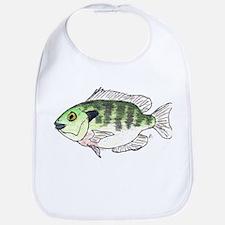 Bluegill sunfish Bib