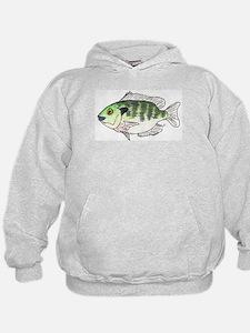 Bluegill sunfish Hoodie