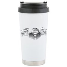 Cute Engine Travel Mug