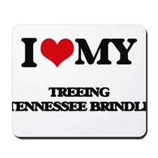 I love my Treeing Tennessee Brindle Mousepad