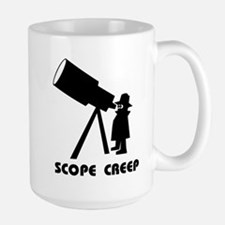 Scope Creep Ceramic Mugs