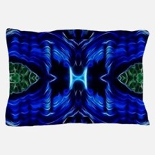 Azurite Malachite Pillow Case