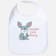 Dziadek Little Bunny Easter Bib