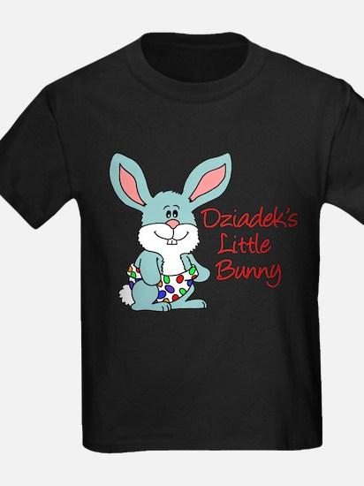 Dziadek Little Bunny Easter T-Shirt