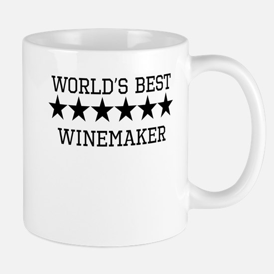Worlds Best Winemaker Mugs