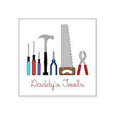 Daddys Tools Sticker