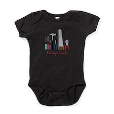 Daddys Tools Baby Bodysuit