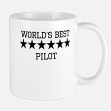 Worlds Best Pilot Mugs
