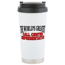 Cute Call Travel Mug